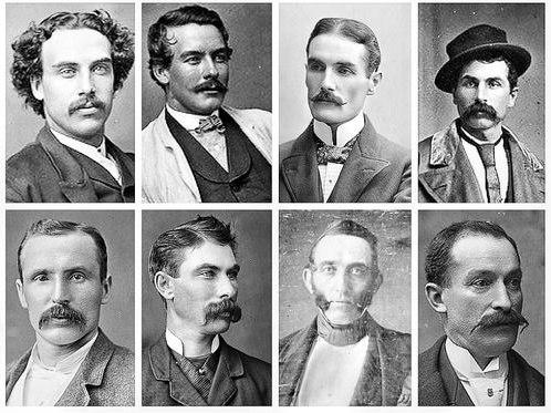 Sensational Mens Hairstyles Victorian Era Beauty Bellezza Beaute Short Hairstyles Gunalazisus