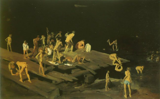 George_Bellows_-_Forty_two_Kids