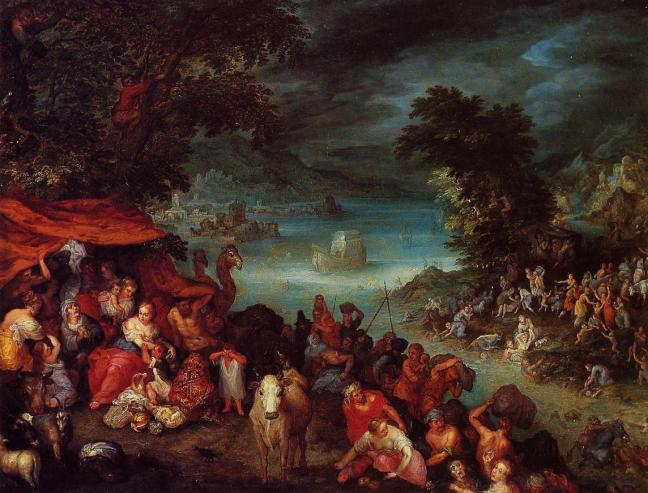 noah1 Jan Brueghel the elder