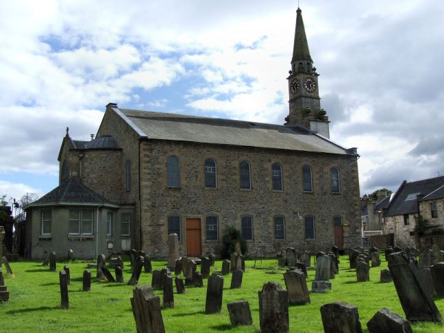 0101Lesmahagow Old Parish Church