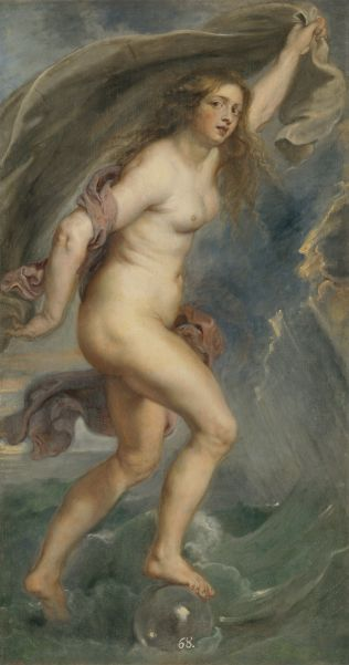 Peter Paul Rubens, Fortuna, (1636–38)