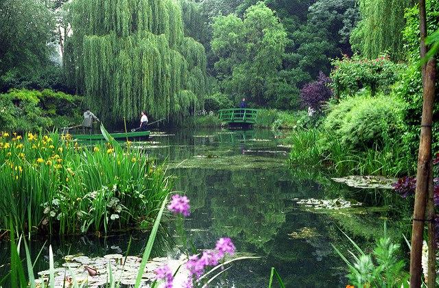 Monet's house&garden1