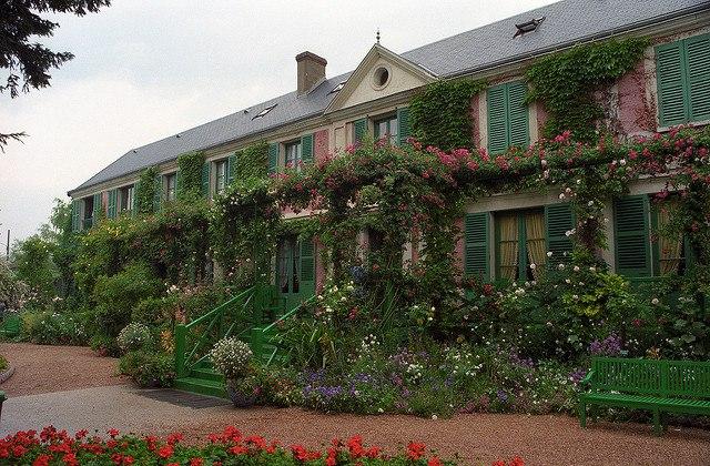 Monet's house&garden3