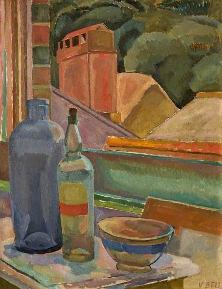 Bell, Vanessa, 1879-1961; Window, Still Life
