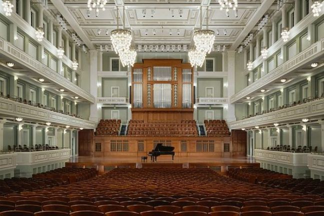 03Schermerhorn Symphony Center in Nashville, Tennessee.