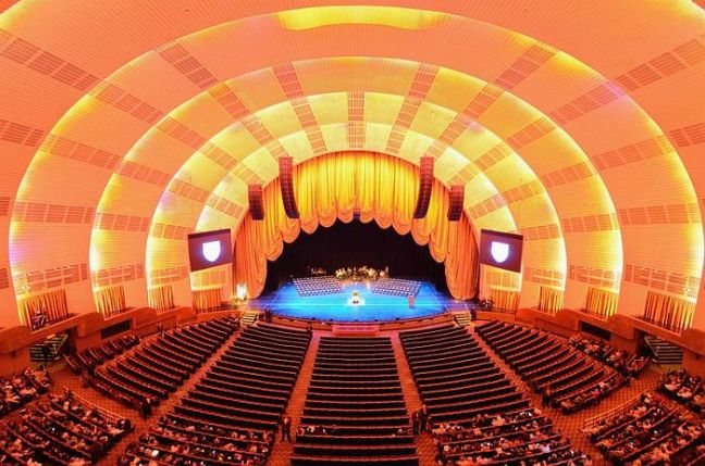 04Radio City Music Hall in New York City
