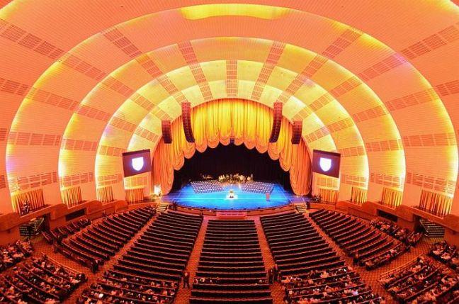 04Radio City Music Hall in New York City