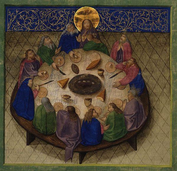 12 last supper