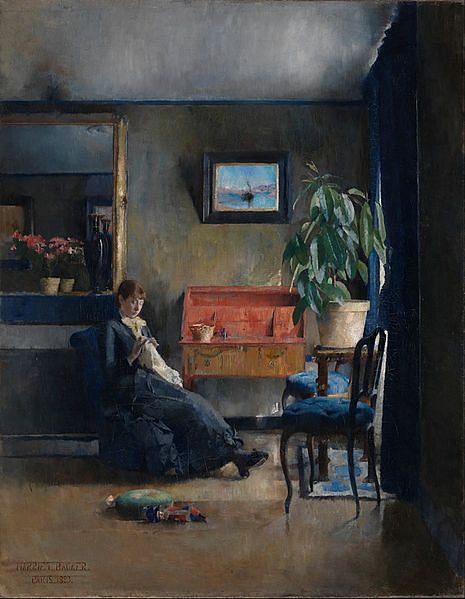 harriet backer6