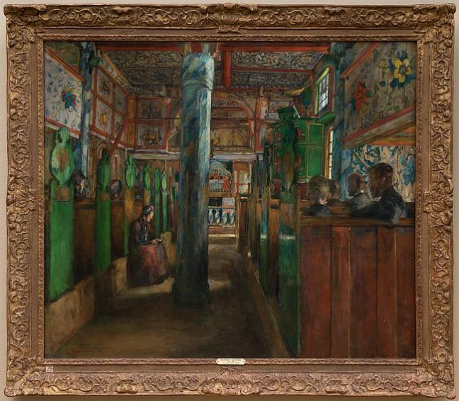 harriet backer90