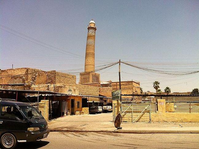 al-Nuri in Mosul2013
